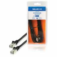 Adaptor FTP-RJ45 CAT5e 3.00 m negru Valueline