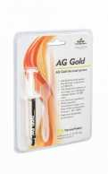 Pasta termoconductoare AG Gold siringa 1gr, TermoPasty
