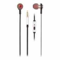 Casti In-Ear cu fir, Cross Rally Silver argintiu, NGS